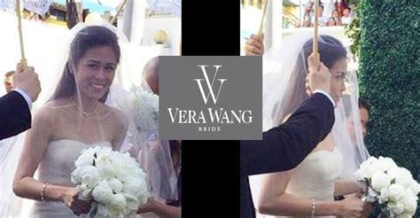 VERA WANG: Toni Gonzaga's Dream Wedding Gown Designer