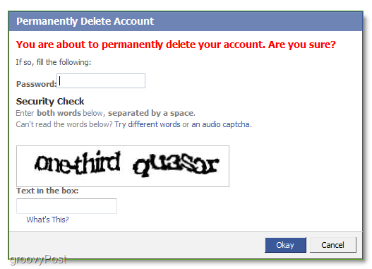 Can a deactivated facebook account be reactivated