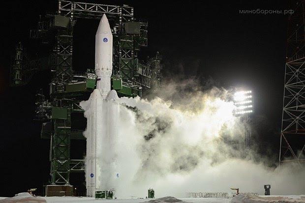 Внезапная Ангара ангара, небычное, ракета, россия