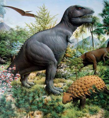 Zallinger Tyrannosaurs Rex