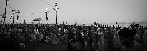 The Royal Bath Maha Kumbh by firoze shakir photographerno1