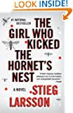 The Girl Who Kicked the Hornet's Nest by Stieg Larsson book cover