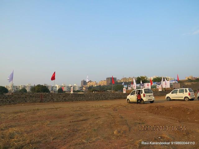 UrbanGram Kirkatwadi, Aapla Ghar Kirkatwadi, DSK Vishwa & Site of Belvalkar Kalpak Homes, 1 BHK & 2 BHK Flats at Kirkatwadi, Sinhagad Road, Pune 411024