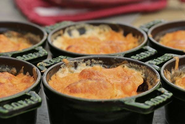 Individual Potatoes au Gratin by Karen's Kitchen Stories
