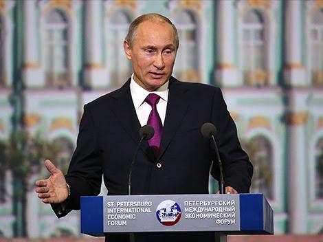 Ο Πούτιν 'τα βρήκε' με Ολάντ και Μέρκελ… προς Ομοσπονδία