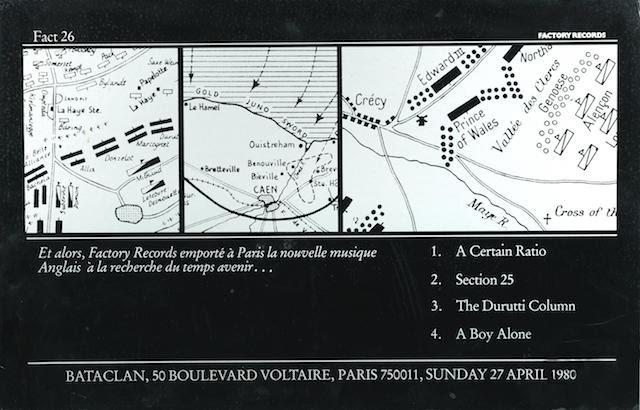 27 Apr 1980, Bataclan, Paris, France - ACR Gigography