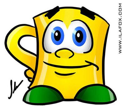 mascote para empresa de brindes, dicas para ilustradores, by ila fox