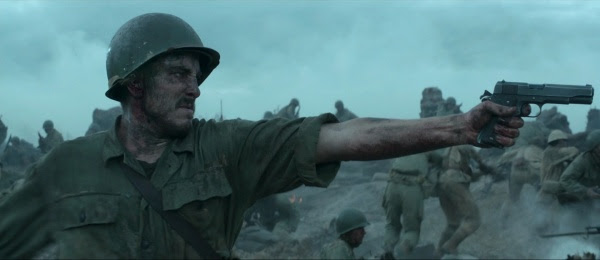 Hacksaw Ridge Internet Movie Firearms Database Guns In Movies Tv And Video Games