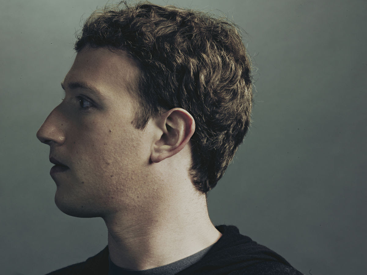 The C.E.O. of Facebook wants to create, and dominate, a new kind of Internet.