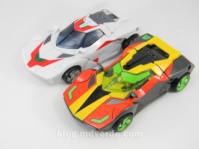 Transformers Dead End - Prime RID - modo alterno vs Wheeljack