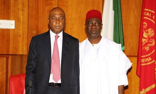 Image result for Federal Government Withdraws Forgery Charges Against Saraki And Ekweremadu