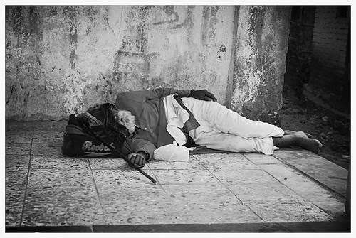 There is a time for many words, and there is also a time for sleep. Homer by firoze shakir photographerno1