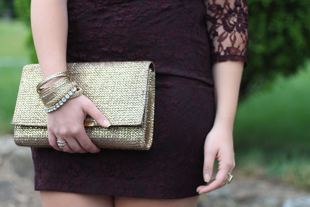 Living After Midnite: East vs West Style: Jackie Giardina: Lace