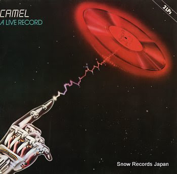 CAMEL live record, a