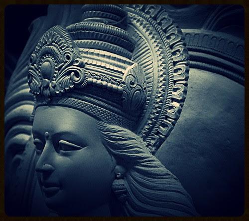 Bolo Durga Mata Ki Jai by firoze shakir photographerno1
