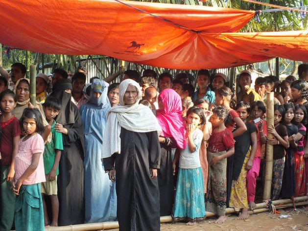 Rohingya refugees in Bangladesh wait in limbo. Credit: Naimul Haq/IPS