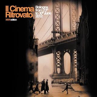 Il cinema Ritrovata 2012