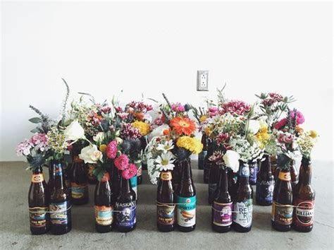 DIY Upcycled Flower Vases for a Spring Wedding   DIY