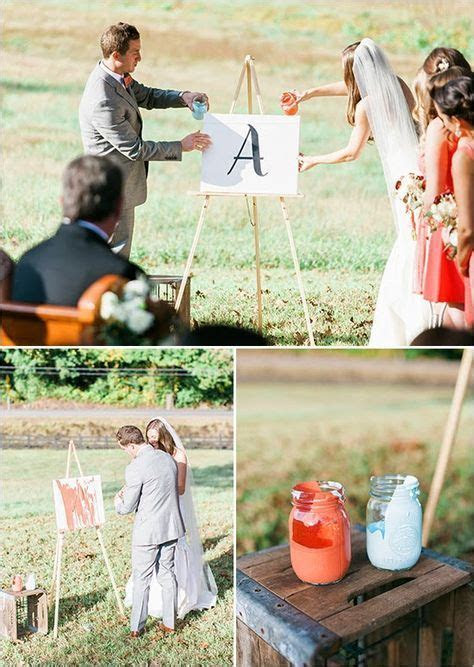Best 25  Unity painting ideas on Pinterest   Wedding unity