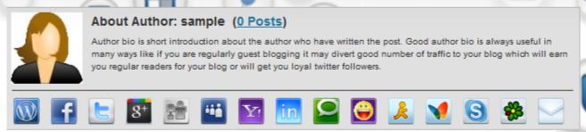 5 Best Author Box Plugin for WordPress
