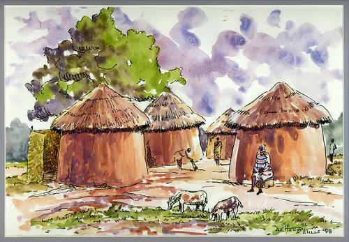 hutton-mills purple huts 1998