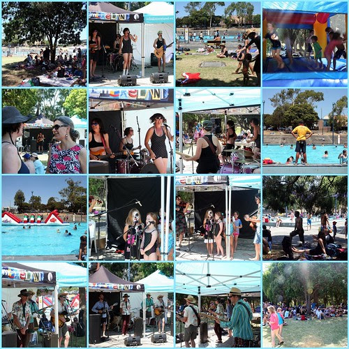 ride to pool 2013