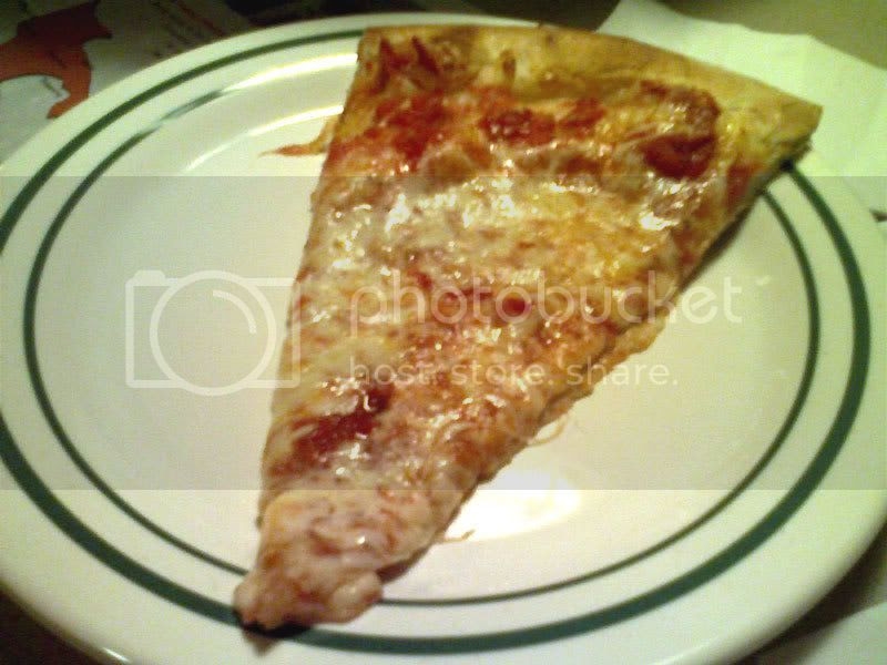 Papa Joe's Cheese Slice