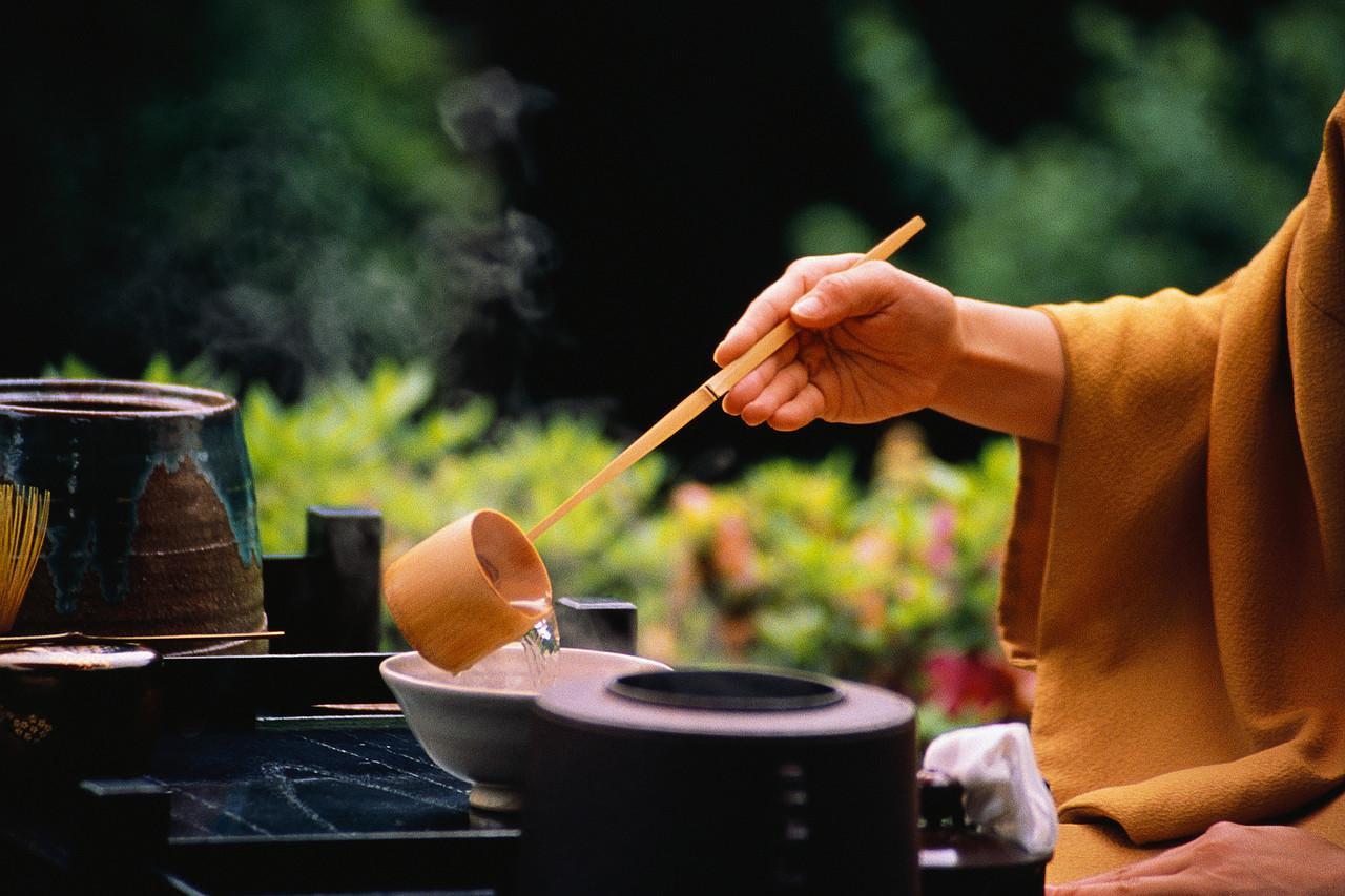 ceremonia zen del té