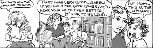 Home Spun comic strip #146