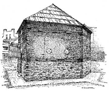 REDOUBT AT FORT PITT