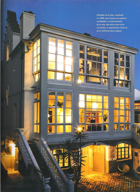 Habitania house exterior