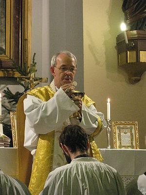 English: Bishop Athanasius Schneider O.R.C. ce...