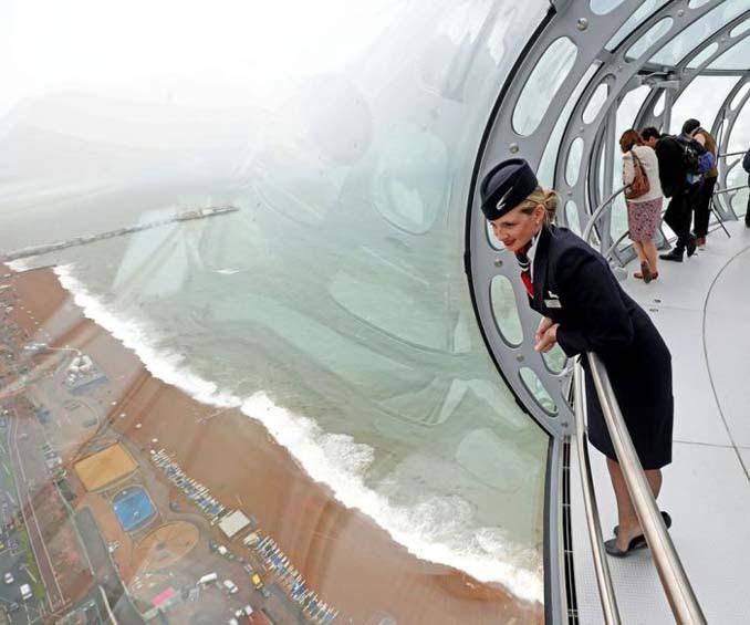 Πανοραμικός πύργος στο Brighton προσφέρει εκπληκτική θέα 360 μοιρών (1)