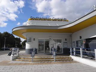 Southampton Central station