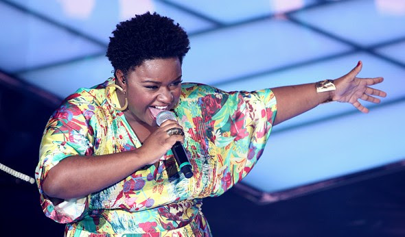 Ellen Final 590x346 (Foto: The Voice Brasil / TV Globo)