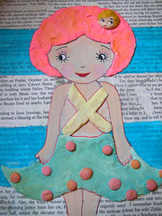 Mixed Media Clay Painting!9thStep!