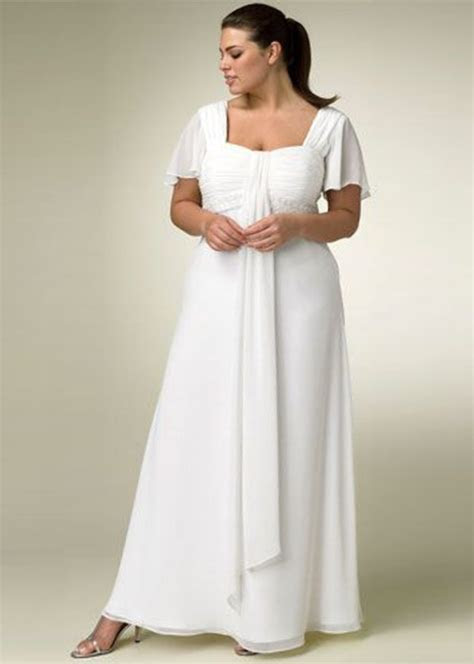 Wedding Dresses For Mature Brides Plus Size   Styles of