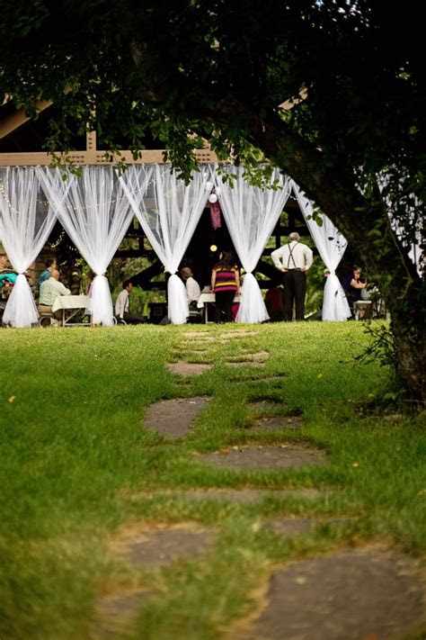 diy wedding decorations park pavilion doesnt