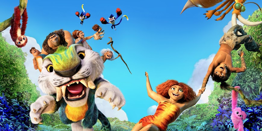 The Croods: A New Age (2020) Movie English Full Movie Watch Online