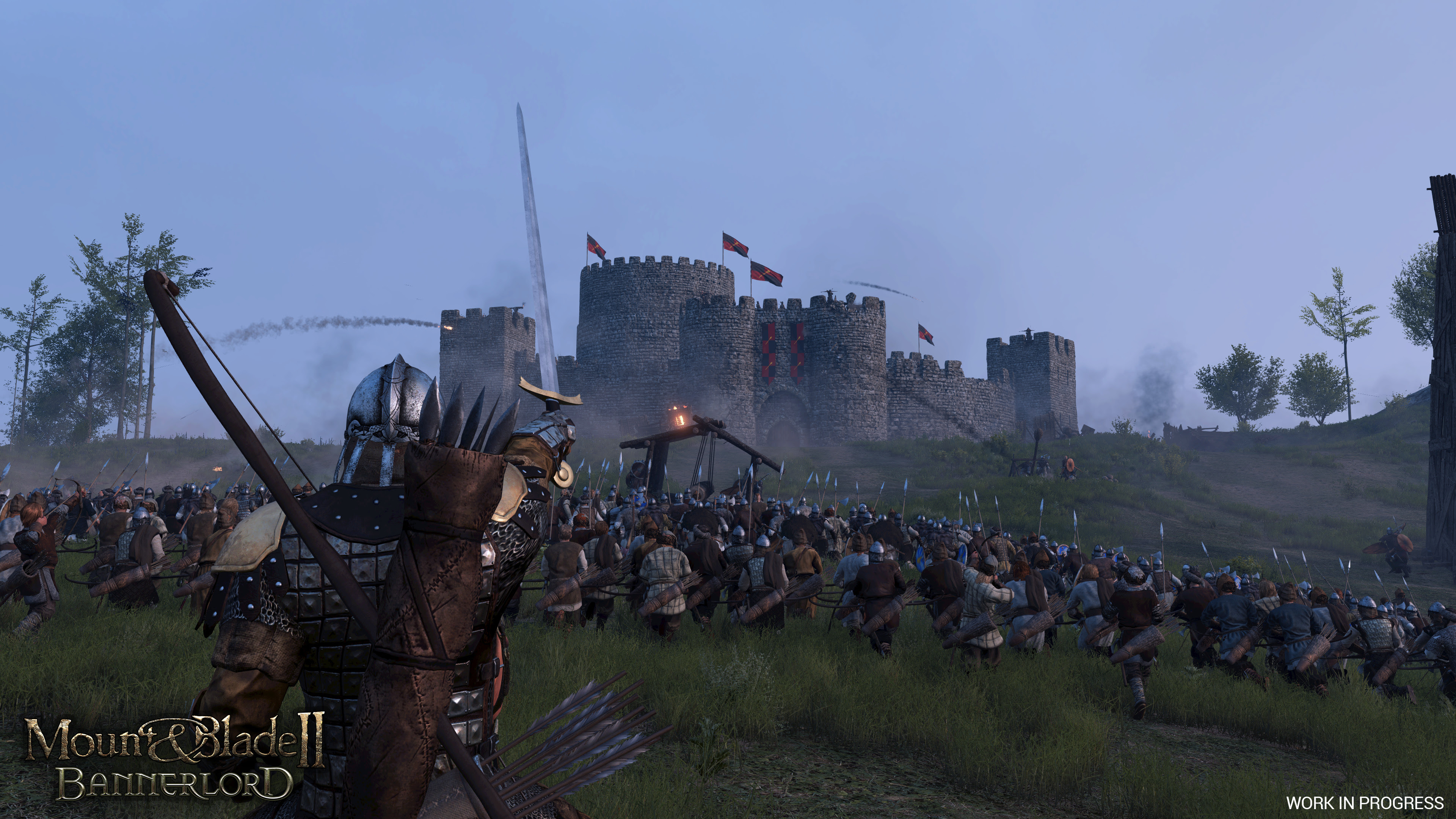 This Mount & Blade II: Bannerlord trailer is appropriately epic screenshot