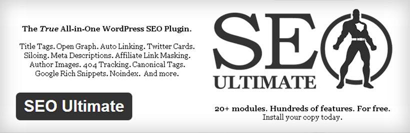 WordPress SEO Plugin SEO Ultimate