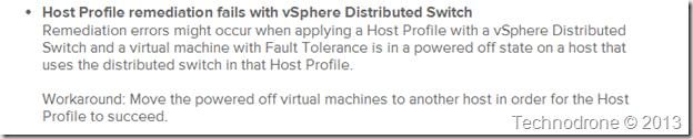 Host profiles