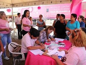 Exames serão gratuitos e devem ser agendados (Foto: Casa Rosa/Divulgação)