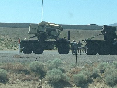 Microwave weapons in transit for Jade Helm 15.