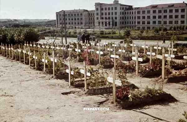 german war graves in