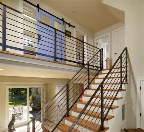 choosing  perfect stair railing design style dream