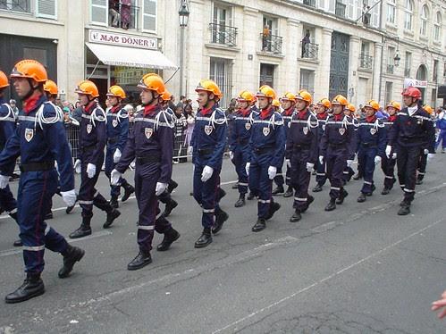 Junior Firefighters by celesteh