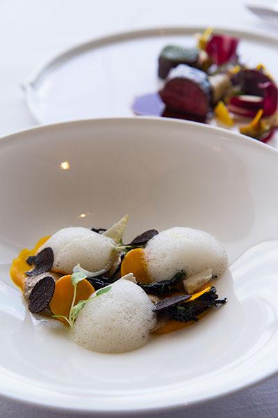 Singapore Best Restaurants Jaan Chestnut Ravioli