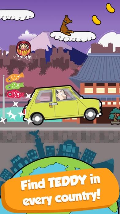 Mr Bean - Around the World Screenshot