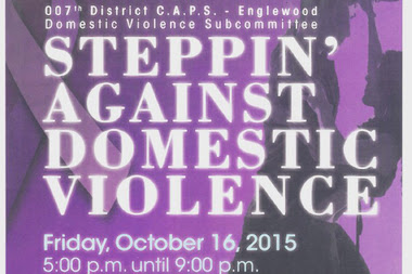 Steppin' Against Domestic Violence Event Seeking Donations for Shelters